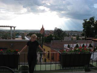 Sunset San Miguel