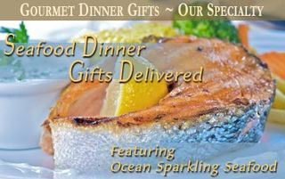Seafood Dinner Gifts GourmetStation