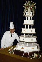 PrincessDianaWeddingCake