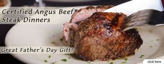 Father's Day Steak Dinner Gift