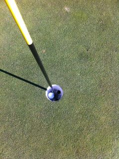 Byron's Hole in One