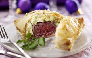 Beef Wellington from GourmetStation